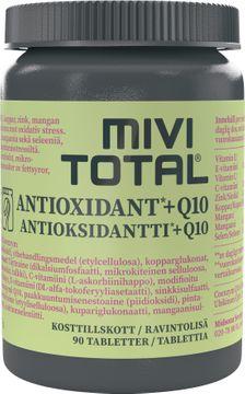 Mivitotal AntioxiQ10 Tabletter, 90 st