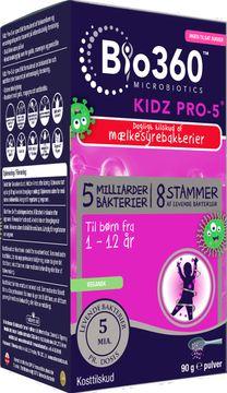 Natures Aid Kidz Pro-5 Mjölksyrabakterier Pulver, 90 g