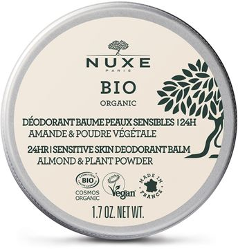 Nuxe Bio Organic 24hr Sensitive Skin Deo Balm Deodorant, 50 ml