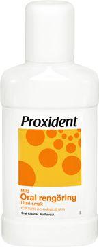 Proxident Oral Rengöring Munskölj, 250 ml
