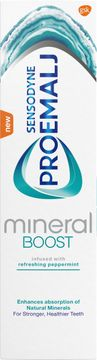 Sensodyne Proemalj Mineral Boost Tandkräm Tandkräm, 75 ml