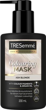 TRESemmé Colouring Mask Ash Blonde Hårmask, 200 ml
