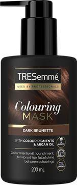 TRESemmé Colouring Mask Dark Brunette Hårmask, 200 ml