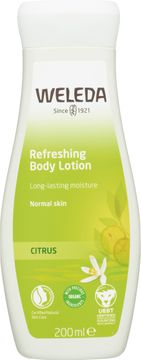 Weleda Citrus Refreshing Body Lotion Hudlotion, 200 ml