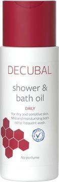 Decubal Shower & Bath Oil Mild dusch- och badolja. 200 ml