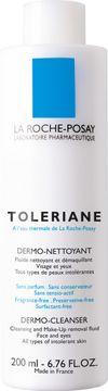 La Roche-Posay Toleriane Dermo-Cleanser Face & Eyes Ansiktsrengöring, 200 ml