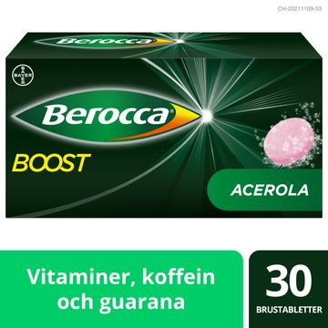 Berocca Boost Brustablett, 30 st