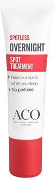 ACO Spotless Overnight Spot Treatment Behandling mot akne, 10 ml