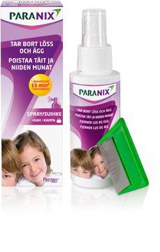 Paranix Spray Lusmedel, 100 ml