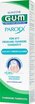 GUM Paroex Tandkräm 0,06% Tandkräm, 75 st