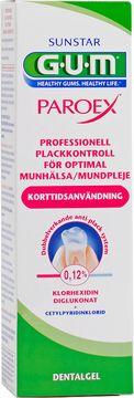 GUM Paroex Dentalgel 0,12% Dentalgel, 75 ml