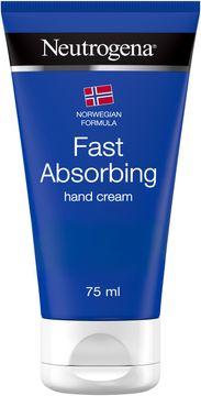 Neutrogena Norwegian Formula Fast Absorbing Hand Cream Handkräm, 75 ml