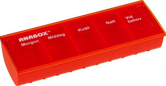 Anabox Daglig Dosett. 1 st