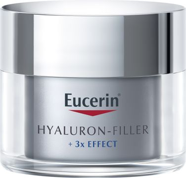 Eucerin Hyaluron Filler Night Cream Nattkräm, 50 ml
