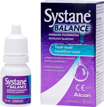 Systane Balance Ögondroppar, 10 ml