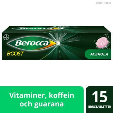 Berocca Boost, 15 brustabletter