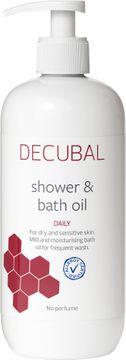 Decubal Basic Shower & Bath Oil Dusch & badolja, 500 ml