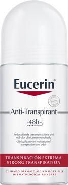 Eucerin Deo Anti-Perspirant Roll-On Antiperspirant, 50 ml