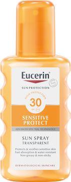 Eucerin Sun Spray Transparent SPF30 200 ml