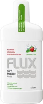 FLUX Dry Mouth Rinse Munskölj, 500 ml