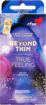 RFSU Beyond Thin Kondom, 8 st