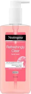 Neutrogena Refreshingly Clear Facial Wash Ansiktsrengöring, 200 ml