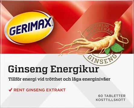 Gerimax Ginseng 60 60 tabl