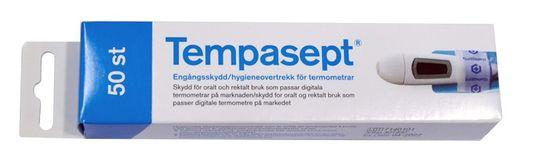 Tempasept Engångsskydd för termometrar. 50 st