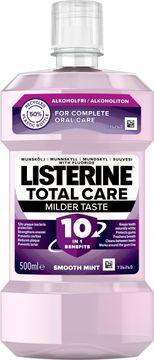 Listerine Total Care Zero Munskölj, 500 ml