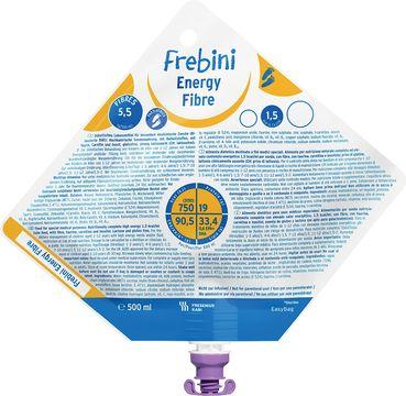 Frebini energy fibre sondnäring för barn, EasyBag 15 x 500 milliliter