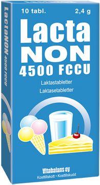 Vitabalans LactaNON 4500 FCCU Tablett, 10 st