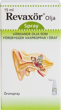 Revaxör Olja spray Öronspray, 15 ml