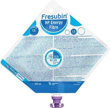 Fresubin HP energy fibre sondnäring med kostfiber 15 x 500 milliliter