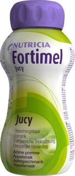 Fresubin Jucy DRINK drickfärdigt  kosttillägg, äpple 4 x 200 milliliter