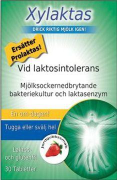 Xylaktas Laktosnedbrytande bakteriekultur Kapslar, 30 st