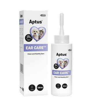 Aptus Ear Care Öronrengöring för hund och katt, 100 ml