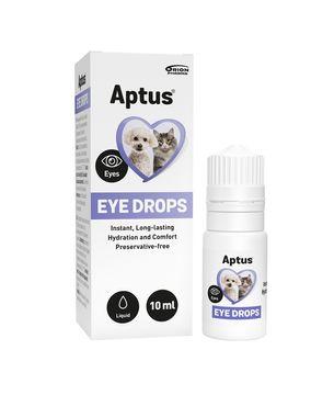 Aptus Eye Drops Ögondroppar för hund och katt, 10 ml
