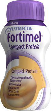 Fortimel Compact Protein drickfärdigt  kosttillägg, mocca 4 x 125 milliliter