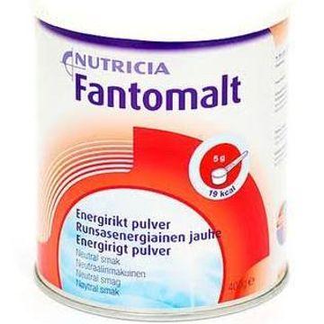 Fantomalt pulver, neutral 400 gram