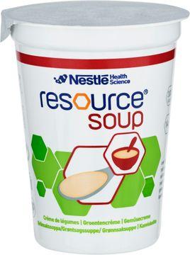 Resource Soup komplett kosttillägg, grönsak 4 x 200 milliliter