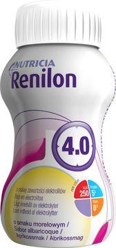 Renilon 4.0 kosttillägg, aprikos 4 x 125 milliliter