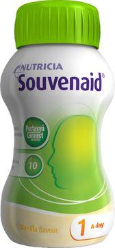 Nutricia Souvenaid Vanilj. Näringsdryck. 4x125 ml