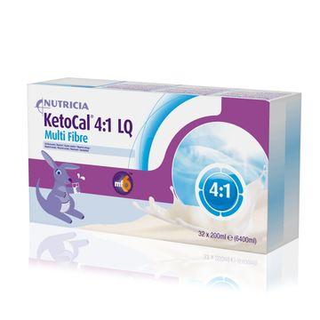KetoCal 4:1 LQ Neutral KetoCal 4:1 LQ neutral 4X8X200 ML