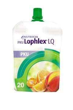PKU Lophlex LQ 20 drickfärdig PKU-dryck, tropisk 30 x 125 milliliter