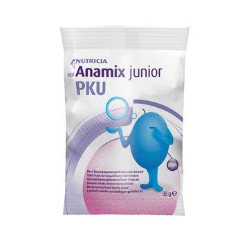 PKU Anamix Junior pulver, bär 30 x 36 gram