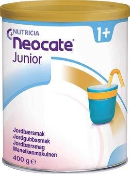 Neocate Junior Kosttillägg och sondnäring, jordgubb 400 gram