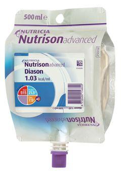 Nutricia Nutrison Advanced Diason Sondnäring. 12x500ml