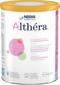 Althéra Kostbehandling av komjölksproteinallergi. 400 g