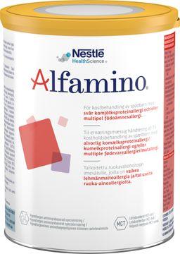 Alfamino Pulver Komjölksproteinallergi 400 gram