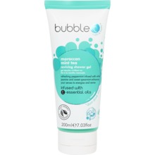 BubbleT Moroccan Mint Tea Shower Gel - Duschtvål Moroccan 200ml